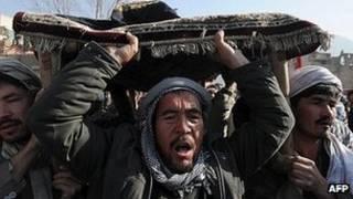 Похороны в Афганистане