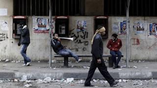هدوء في محيط وزارة الداخلية المصرية