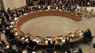 An gaza amincewa da kuduri kan kasar Syria