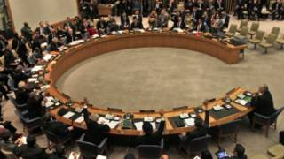 Голосование в Совбезе ООН по Сирии