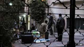 Polícia fez buscas em sedes de ONGs em dezembro (AP)