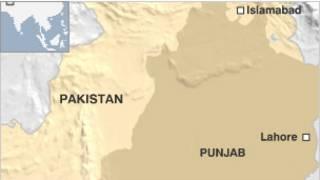 Peta Pakistan