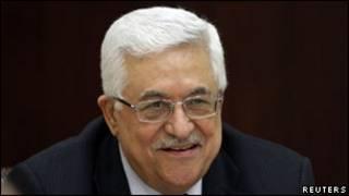 محمود عباس، رییس تشکیلات خود گردان فلسطینی