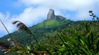 Núi Đá Bia thuộc tỉnh Phú Yên