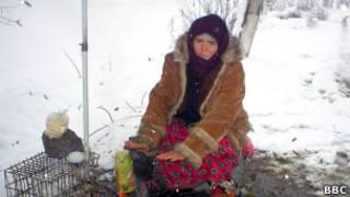 Небывалые морозы в Таджикистане