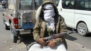 مسلح من القاعدة في اليمن