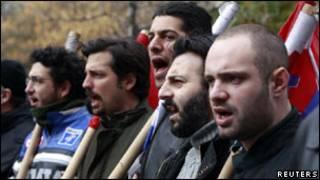 Греческие рабочие