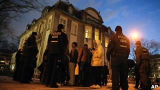Посольство Сирии в Берлине