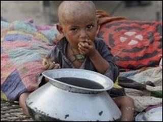 印度的窮人