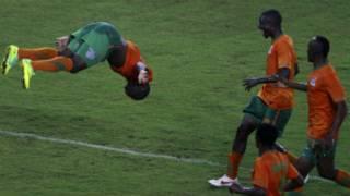 فرحة زامبيا
