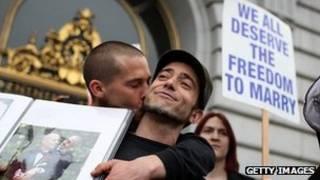 Những người ủng hộ hôn nhân đồng tính