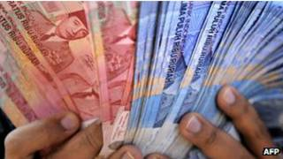 Dinheiro indonésio