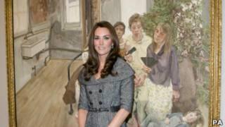 凱特單獨出面履行王室公務