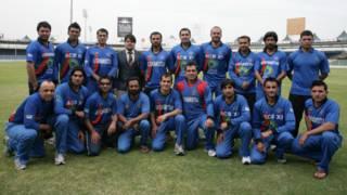 अफ़गानिस्तान की क्रिकेट टीम