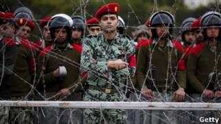 الشرطة العسكرية المصرية