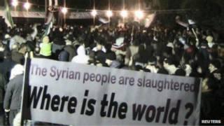 تنش در سوریه