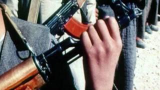 کودکان سرباز در افغانستان