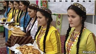 Выборы в Туркмении