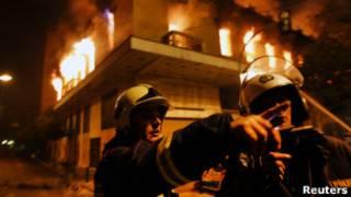 پلیس یونان