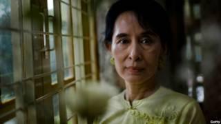 آنگ سن سو چی