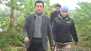 Nhà văn Nguyễn Quang Vinh (đầu tiên)