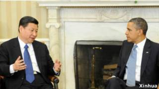 शी जिनपिंग और बराक ओबामा