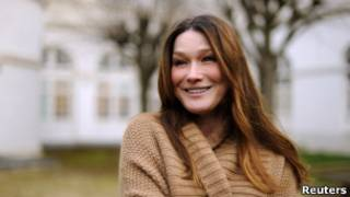 Carla Bruni said there was no longer… any need for feminism