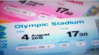 Билеты на Олимпийские игры