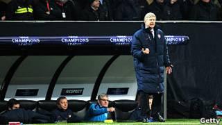 Umutoza w'ikipe ya Arsenal,  Arsene Wenger