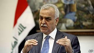 نائب الرئيس العراقي، طارق الهاشمي