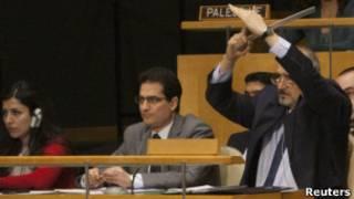 بشار الجعفري، المندوب السوري في مجلس الأمن