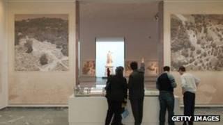 اولمپیا کا عجائب گھر