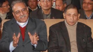 नेकपा माओवादिका नेता मोहन बैध्य