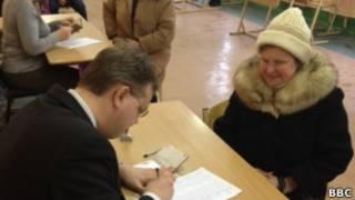 Латвиядаги референдумда овоз бериш