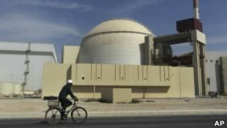 Бушерская АЭС в Иране