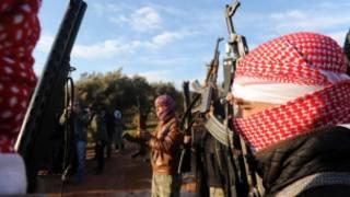 Quân nổi dậy Syria