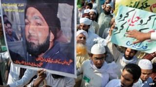 پاکستان و هواداران ممتاز قدری