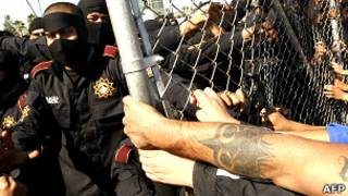 Тюрьма в Мексике