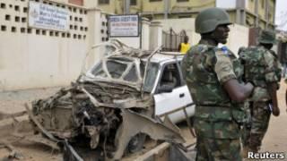 نيجيريا، مقتل، هجوم