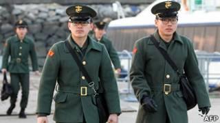 Quân nhân Nam Hàn