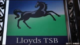Логотип Lloyds