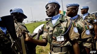 Askari wa kuweka amani Darfur