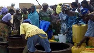 'Yan gudun hijirar Mali
