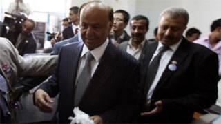 Sabon Shugaban Yemen Abd Rabbu Mansour Hadi