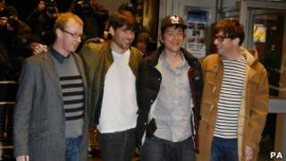 Blur 乐队成员