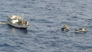 Một vụ hải tặc