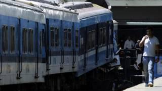 Tai nạn tàu ở Buenos Aires