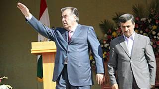 احمدینژاد و رحمان