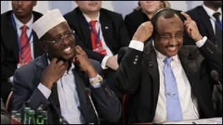 Madaxda Somalida