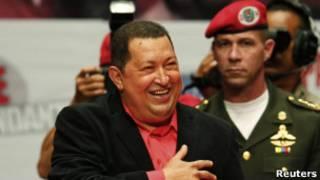 Hugo Chávez (Reuters)